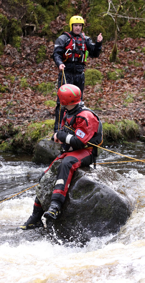 Water & Flood Safety & Rescue Training